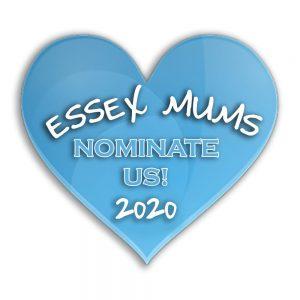 Nominate Us! Badge