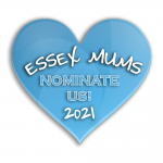 Nominate Us! Badge