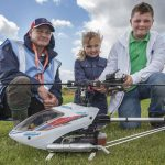 Activities for budding young scientists, take off with Essex Community Grant