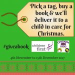 #giveabook