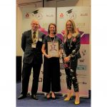 Local dance business wins prestigious National mumandworking award