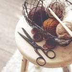 What is the easiest thing to knit for a beginner?