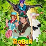 Rehearsals begin for Queen's Theatre Hornchurch's panto spectacular Robin Hood!
