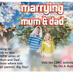 Be on CBBC – Marrying Mum & Dad returns for Series 8