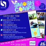 Win a day at Stubbers Adventure Centre's Easter SMASH Camps (day passes for 2 people) CLOSED