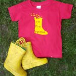 Win a First Festival T-Shirt from Four Peas