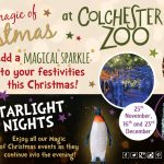 WIN a family ticket to Colchester Zoo's Magic of Christmas events to add that sparkle to this year's festivities!