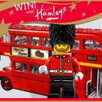 Win a the LEGO Creator Expert London Bus and Hamleys Exclusive LEGO Royal Guard Minifigure worth over £100