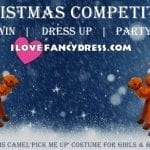 Win a Camel 'Pick Me Up' costume from I Love Fancy Dress