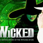 Win a family ticket to WICKED at the Apollo Victoria Theatre