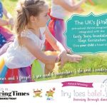 Win a term at Tiny Toes Essex