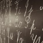 Why Teaching Your Children to Write in Cursive is Important