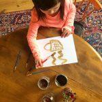 Tea and Coffee Paintings