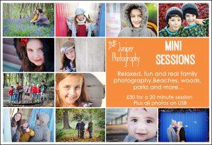 Juniper Photography: Beach Hut Mini-Shoots
