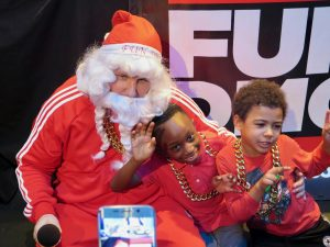 FUN DMC – The Daytime Family Block Party – Christmas Special