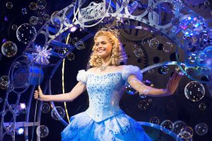Wicked at London's Apollo Victoria Theatre