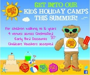 Summer Holiday courses – Get In!