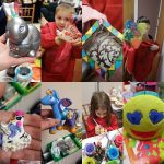 Easter pop up pottery and more