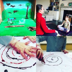 Free online creative activities for homeschoolers