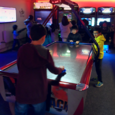 Astro City Amusement Arcade - Free Play Children's Birthday Party Parties