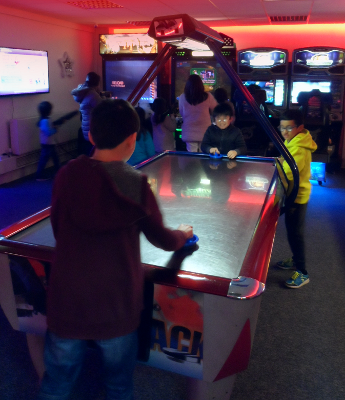 Astro City Amusement Arcade – Free Play Children's Birthday Party Parties