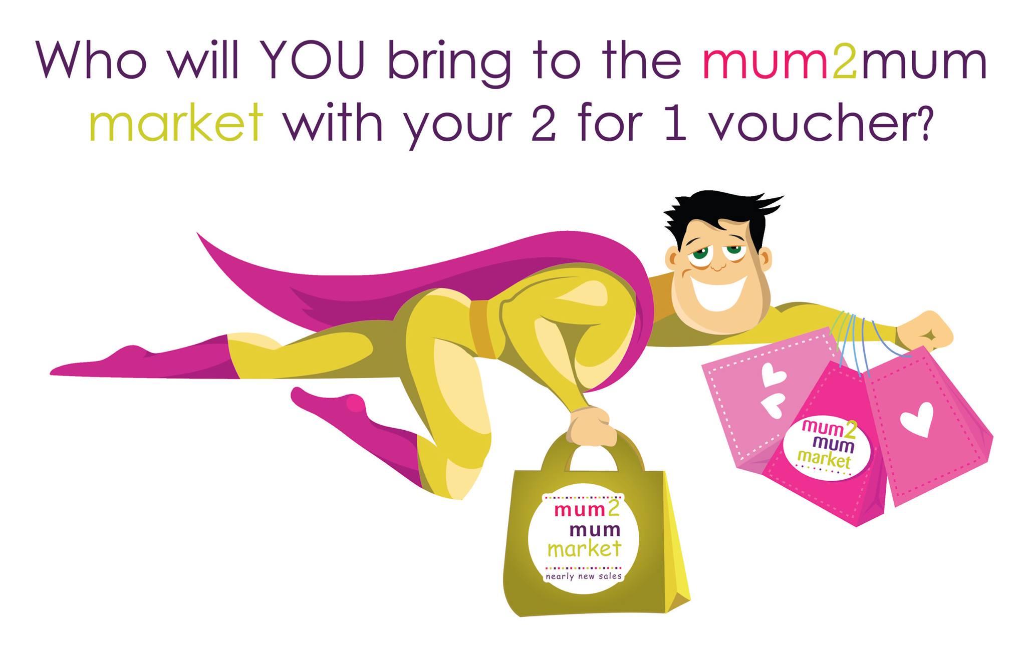 Mum2mum Market  –  Colchester