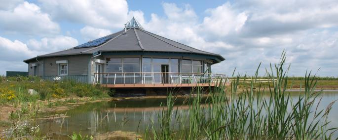 Abberton Reservoir Visitor Centre