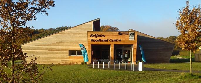 Belfairs Woodland Centre