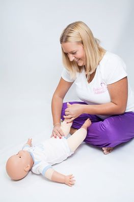Basking Babies Massage Classes Hornchurch