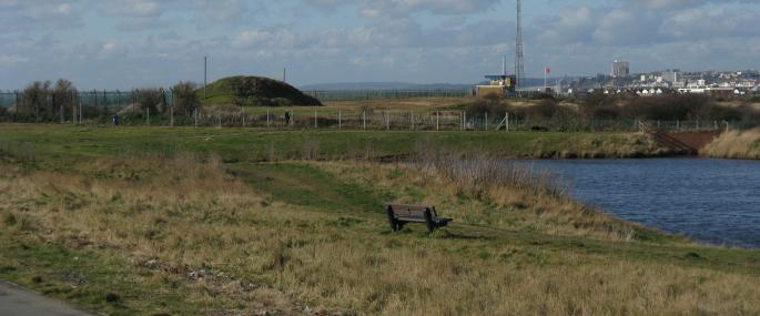 Gunners Park and Shoebury Ranges Nature Reserve