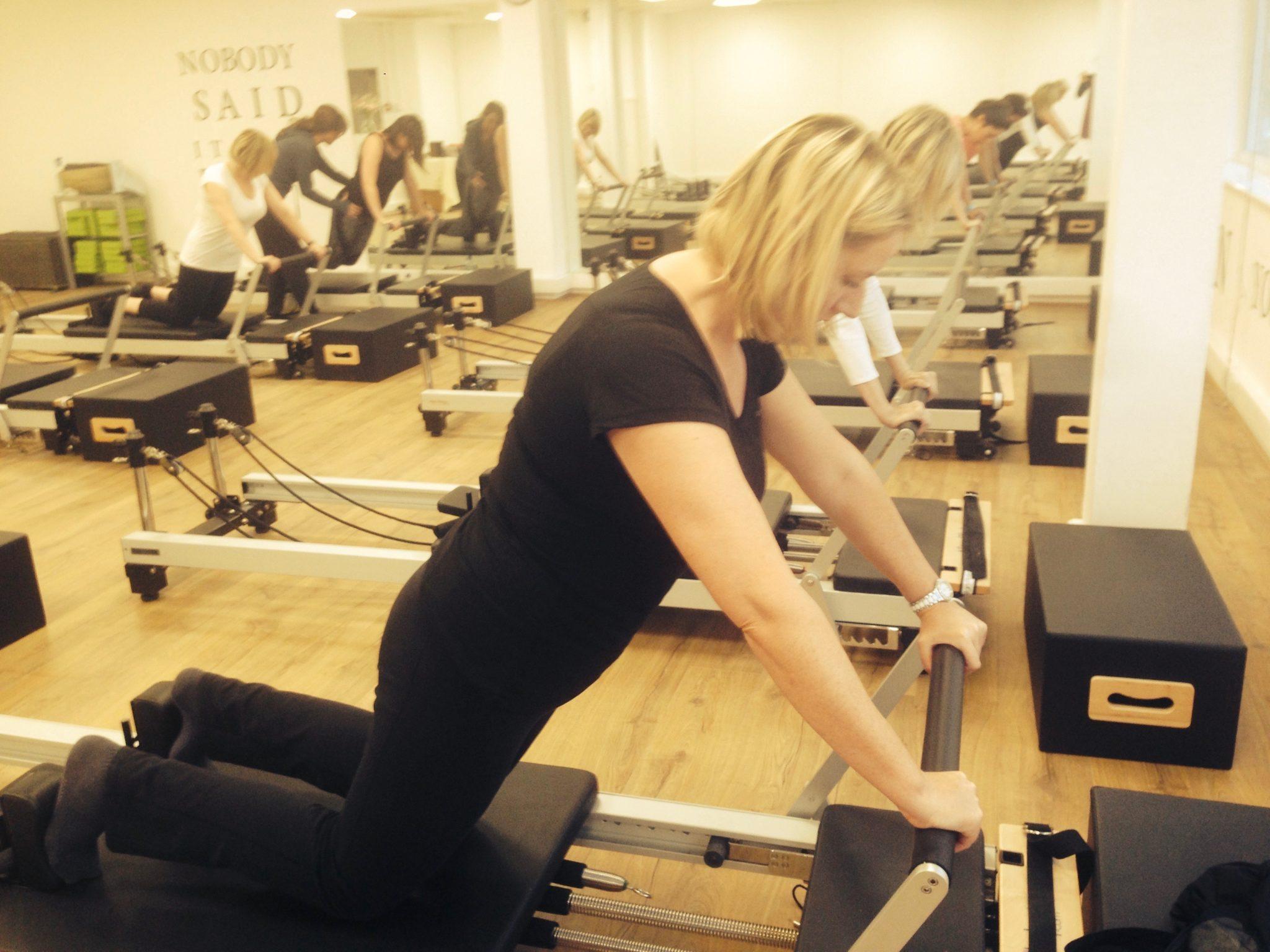 CONTOUR Pilates studio – new reformer pilates studio in Brentwood