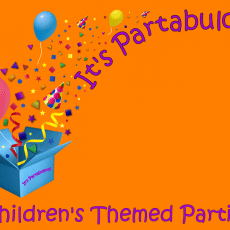 It's Partabulous - Children's Themed Parties (4-10 Year Olds)
