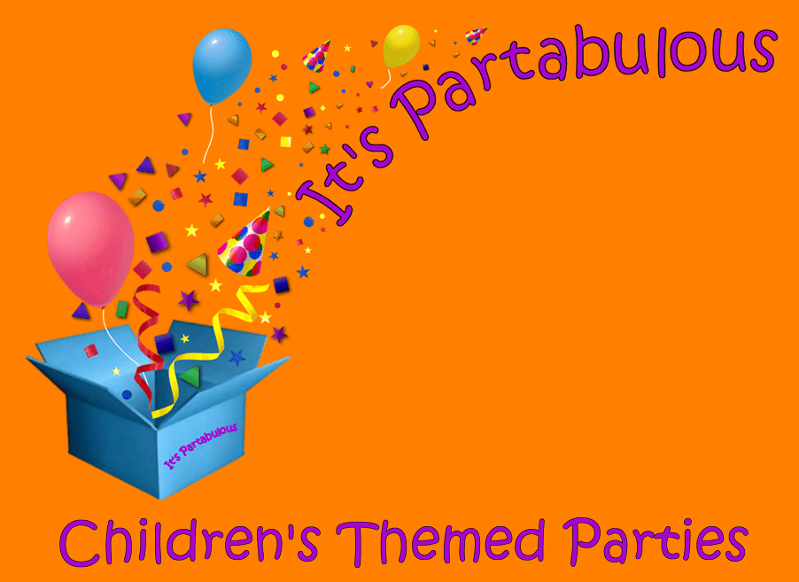 It's Partabulous – Children's Themed Parties (4-10 Year Olds)