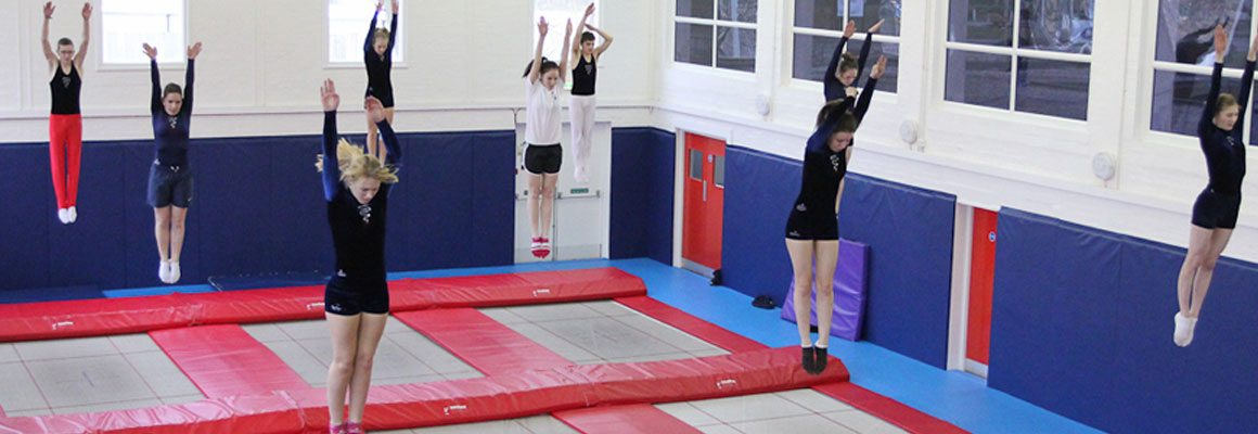 Recoil Trampoline Club