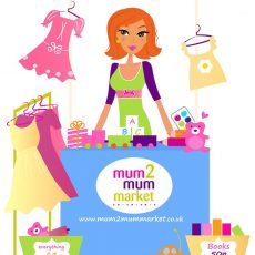 Mum2mum Market Nearly New - Maternity, Baby & Kiddies Event - CLACTON ON SEA