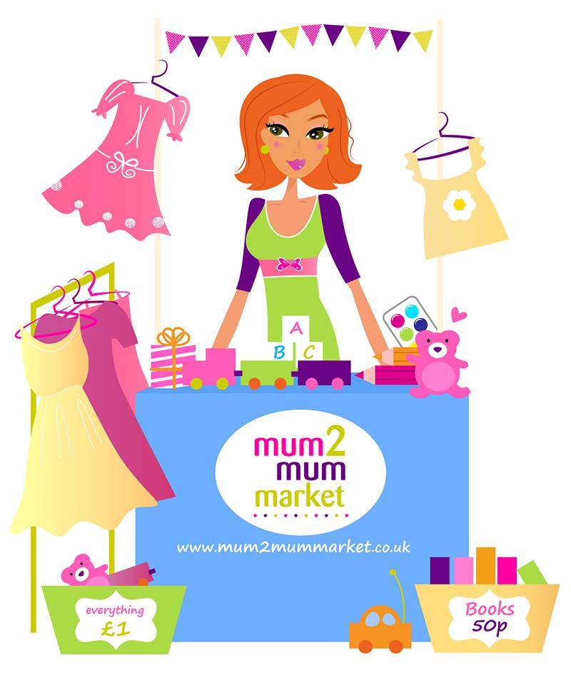 Mum2mum Market Nearly New – Maternity, Baby & Kiddies Event – CLACTON ON SEA