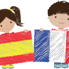KIDSLINGO Fun FRENCH and SPANISH classes for children 0-11 years old