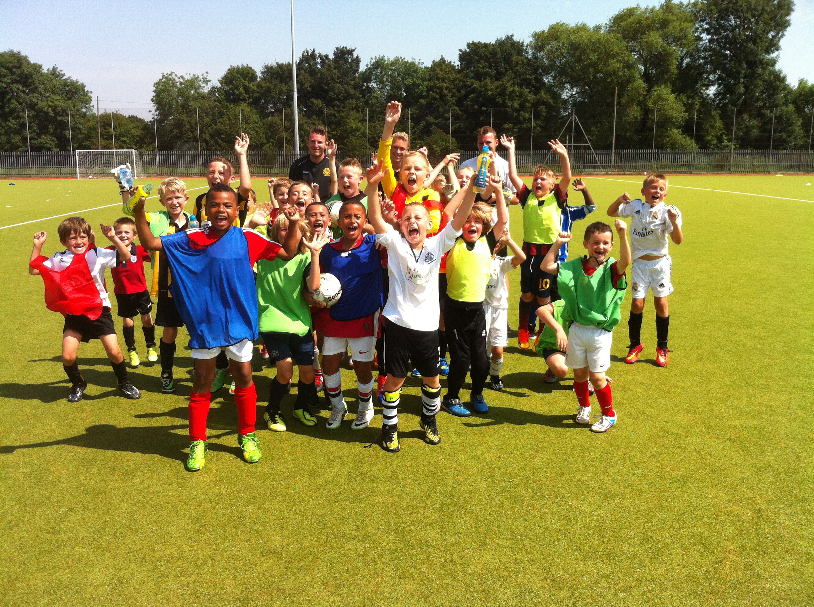 Ace Coaching at Educoach – School Holiday Soccer Schools
