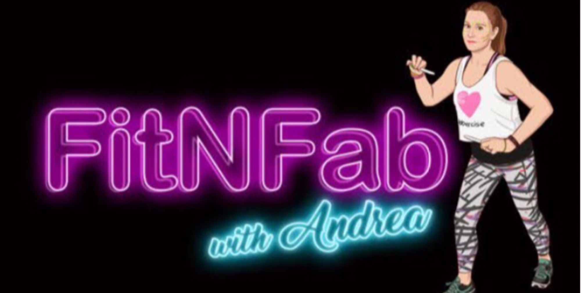 Clubbercise – FitNFab with Andrea