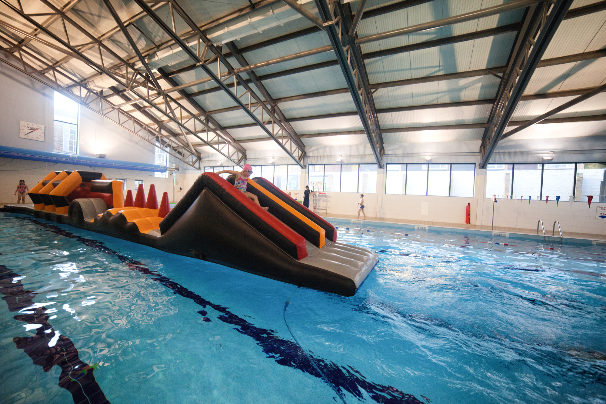 Extreme Holiday Activites Sylvestrian Leisure Centre