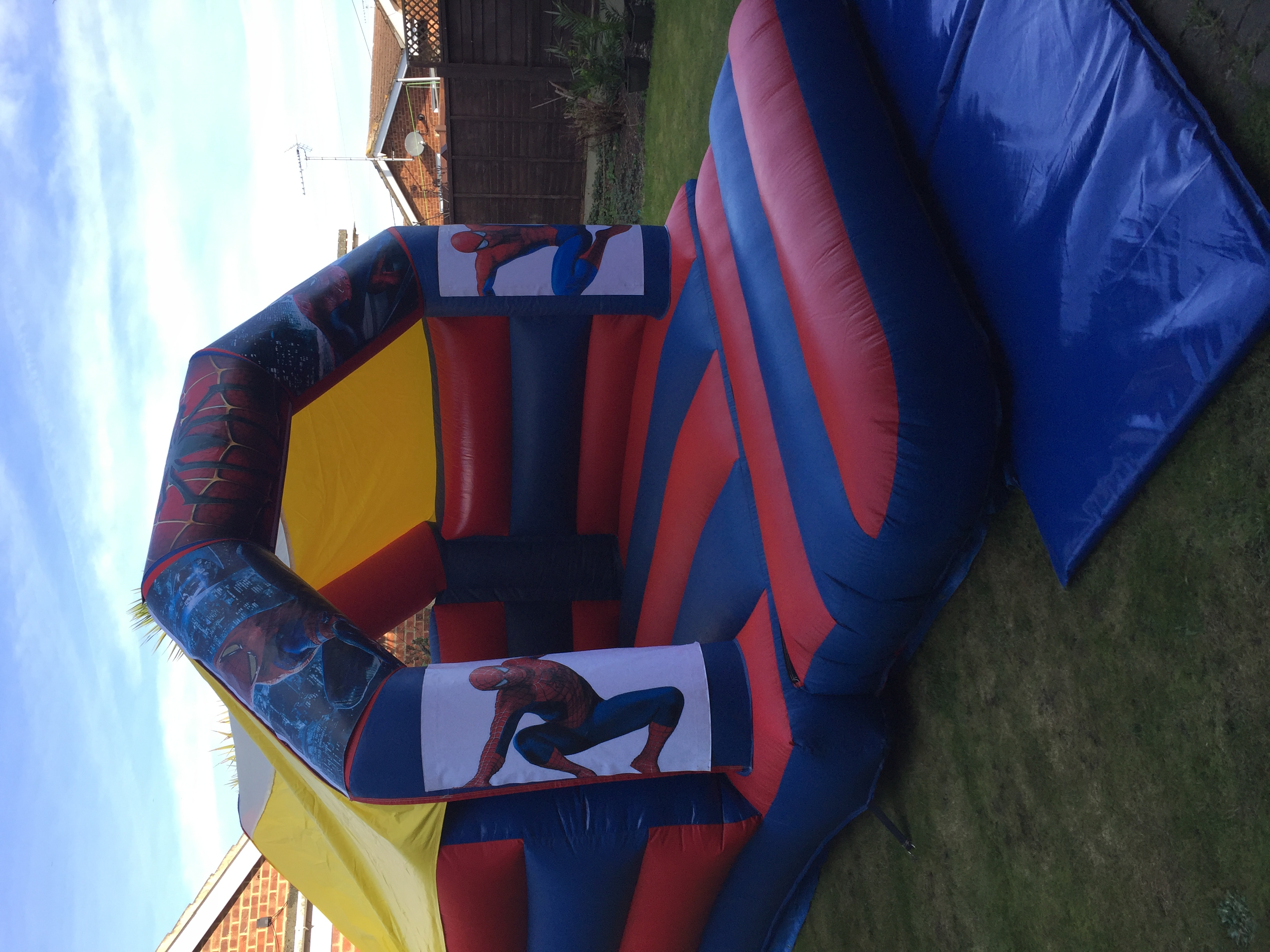 Ace Jump Bouncy Castles and Soft Play
