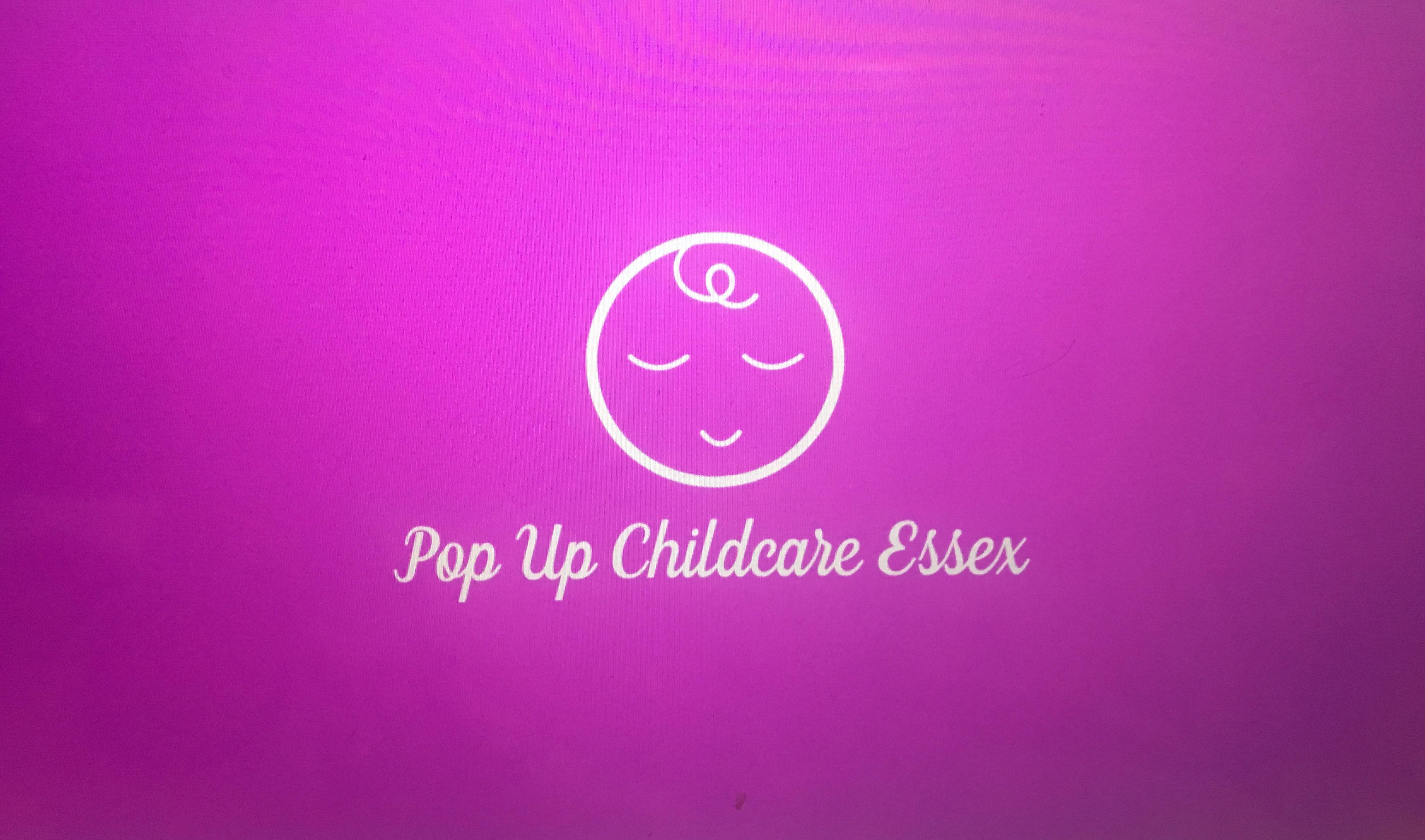 Pop Up Childcare Essex