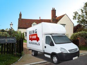 Removals & Storage Services Throughout Essex