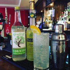 cocktail elderflower