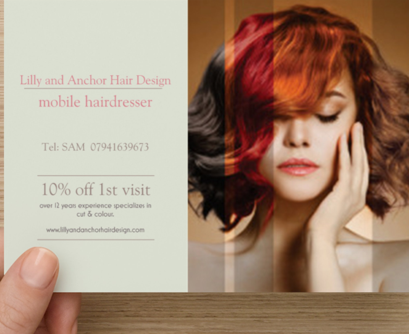 Lilly and Anchor Hair Design
