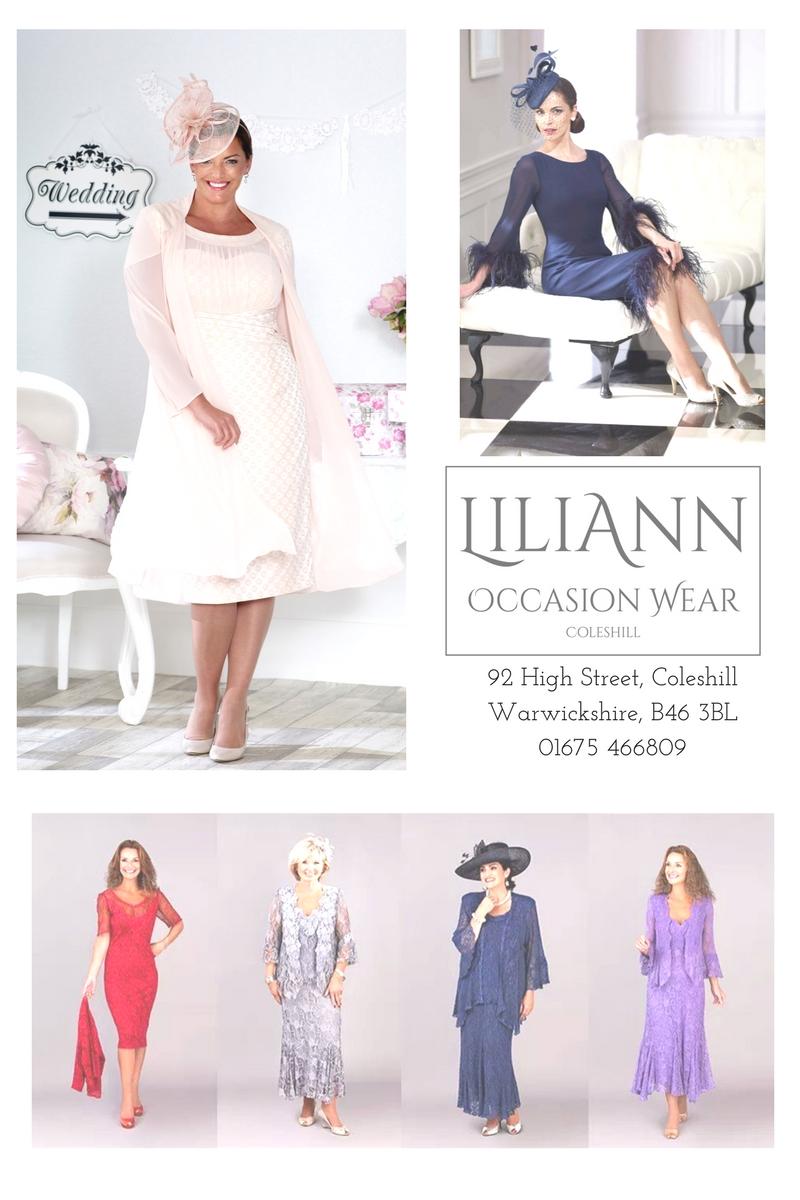 Liliann Occasionwear (Mother of the Bride)