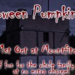 Mountfitchet Castle Halloween Event