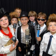 Kids Recording Party Essex