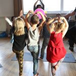 Keira May Yoga Teacher for kids and parents! All ages and abilities!