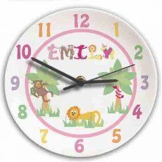 Animal_Alphabet_Girls_Clock